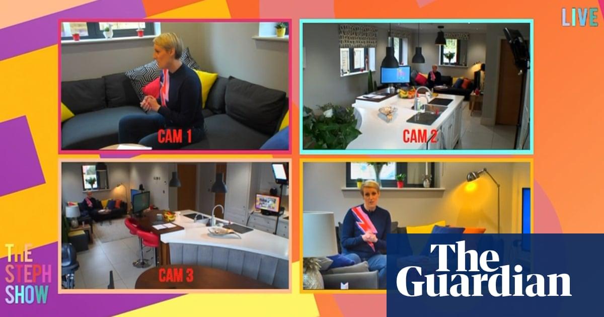Sofa distancing: how coronavirus has transformed British TV
