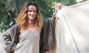 Juliette Lewis in Camping