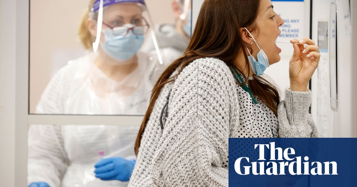 Lifting Covid rules in England 'will overwhelm testing capacity'