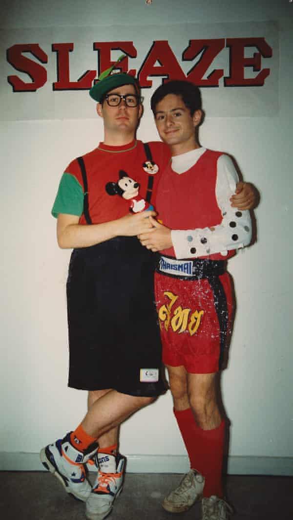 Tim Conigrave and John Caleo.