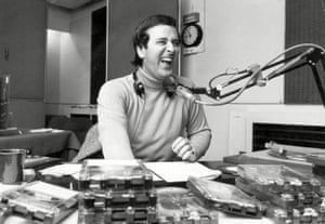 Broadcasting at BBC Manchester in 1976