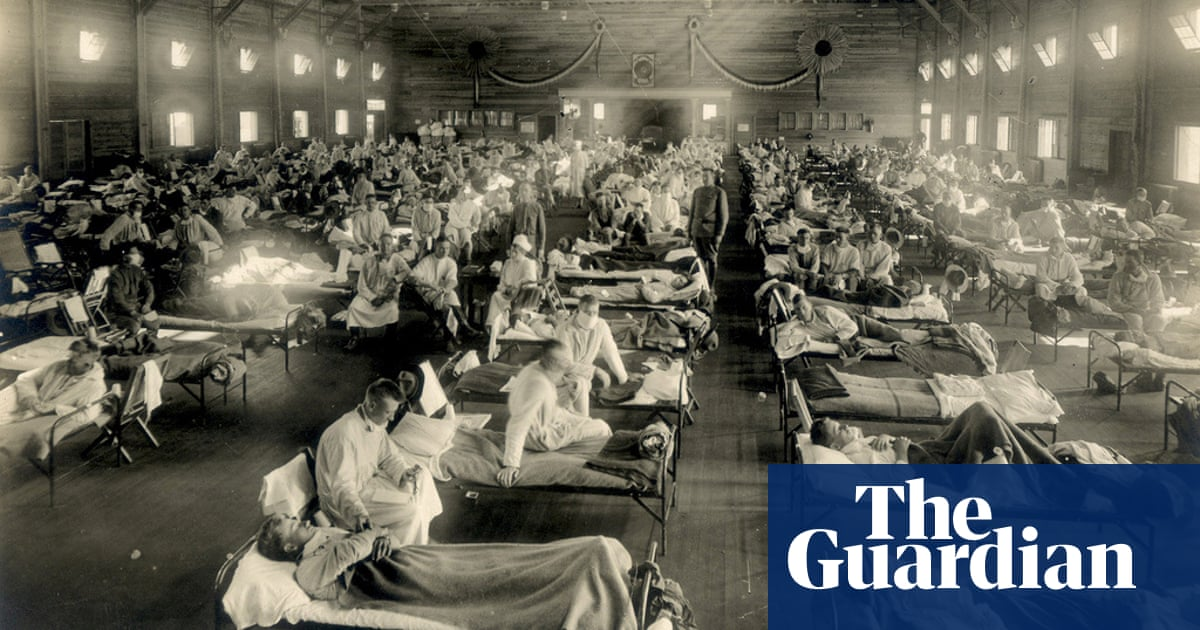 Covid-19 has now killed as many Americans as the 1918-19 flu pandemic