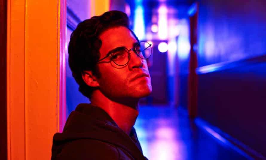 The new zeitgeist ... Darren Criss as Andrew Cunanan in The Assassination of Gianni Versace: American Crime Story.