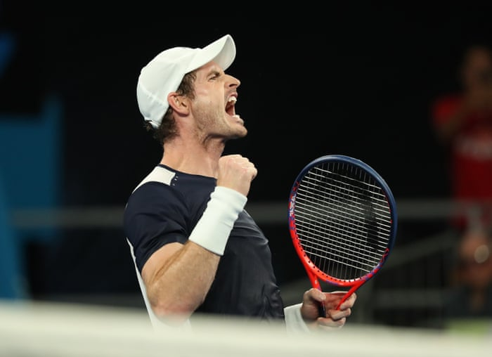 a3599247c Australian Open  Andy Murray beaten by Roberto Bautista Agut in five sets –  as it happened