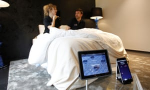The Smarttress mattress is the world's first smart mattress, said to be able to detect infidelity in couples by means of a mobile app.