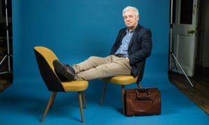 'I want to write, consult, have fun and do good': John Bercow
