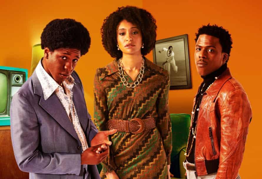 Prescient … The Death of a Black Man, starring Nickcolia King-N'da, Natalie Simpson and Toyin Omari-Kinch.