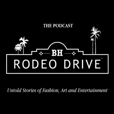 Rodeo Drive podcast logo