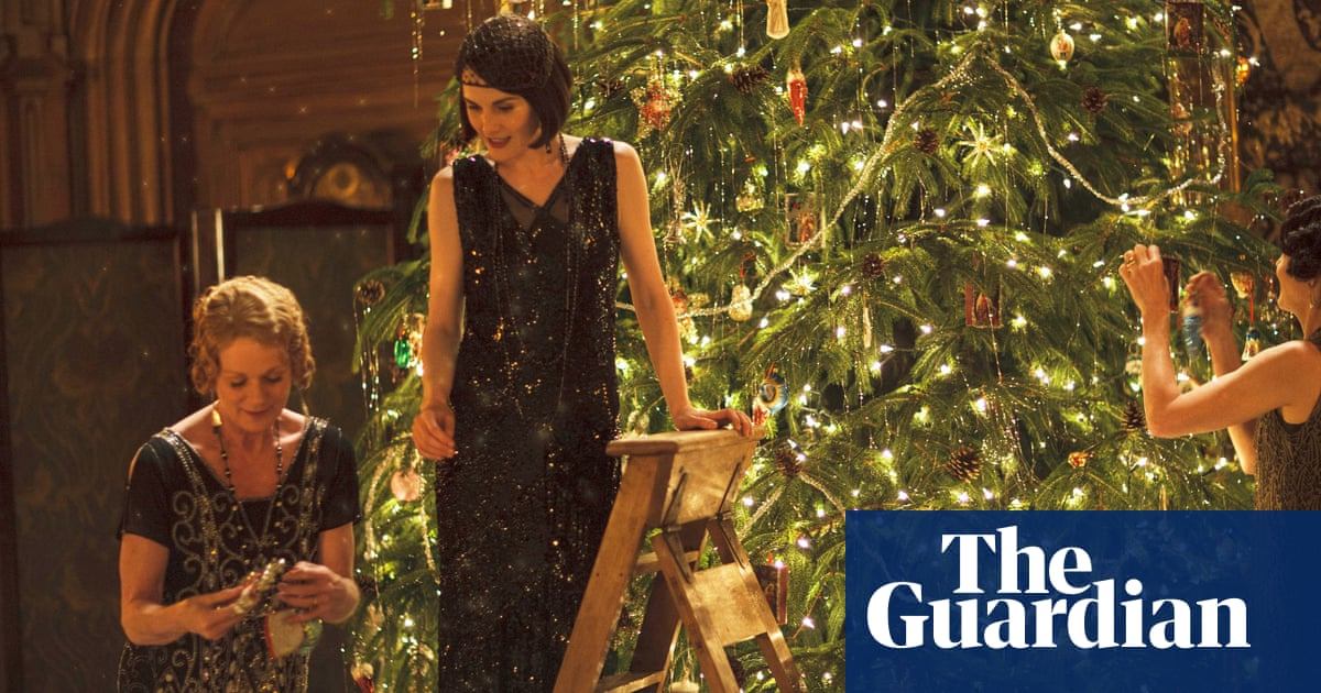 Christmas Point Baxter.Downton Abbey Review The Glorious Fantasy Of Britain Comes