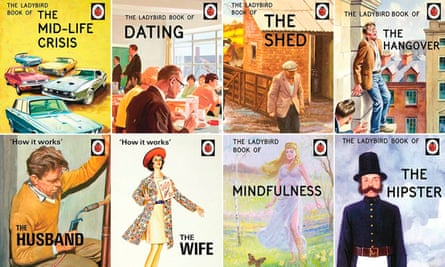 Ladybird Grown up guides