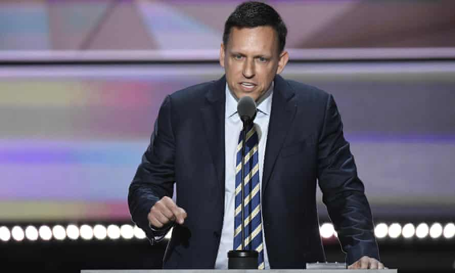 The announcement signals possible fallout in the tech industry surrounding the political donations and campaigning of Peter Thiel, who helped found PayPal and was an early investor in Facebook.