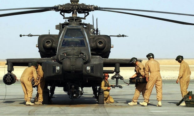 How can I become a military helicopter pilot?
