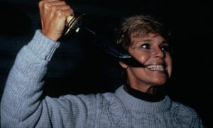 Betsy Palmer in Friday the 13th (1980).