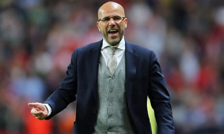 Borussia Dortmund appoint Peter Bosz as new head coach on two-year deal