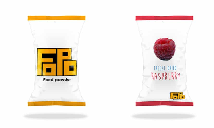 FoPo dried fruit products