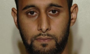 Tanvir Hussain, one of the two terrorist prisoners who have won challenges at the UK supreme court.
