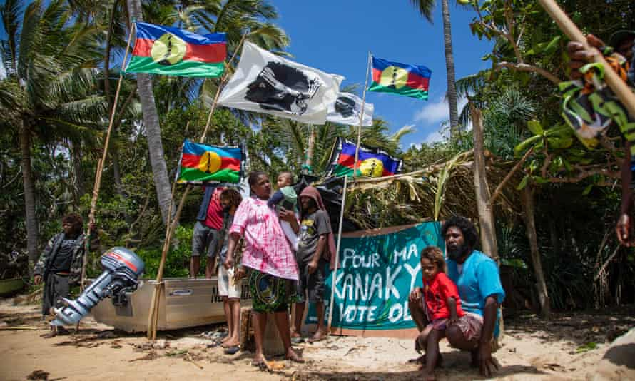 The debate over Goro plant is inextricably linked with New Caledonia's long-running independence question. A referendum in October narrowly voted in favour of remaining a French Territory.