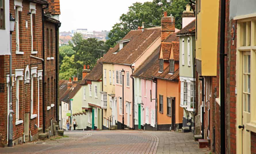 Colchester, Essex: 'It's seen Romans and more ancient tribes before them.'
