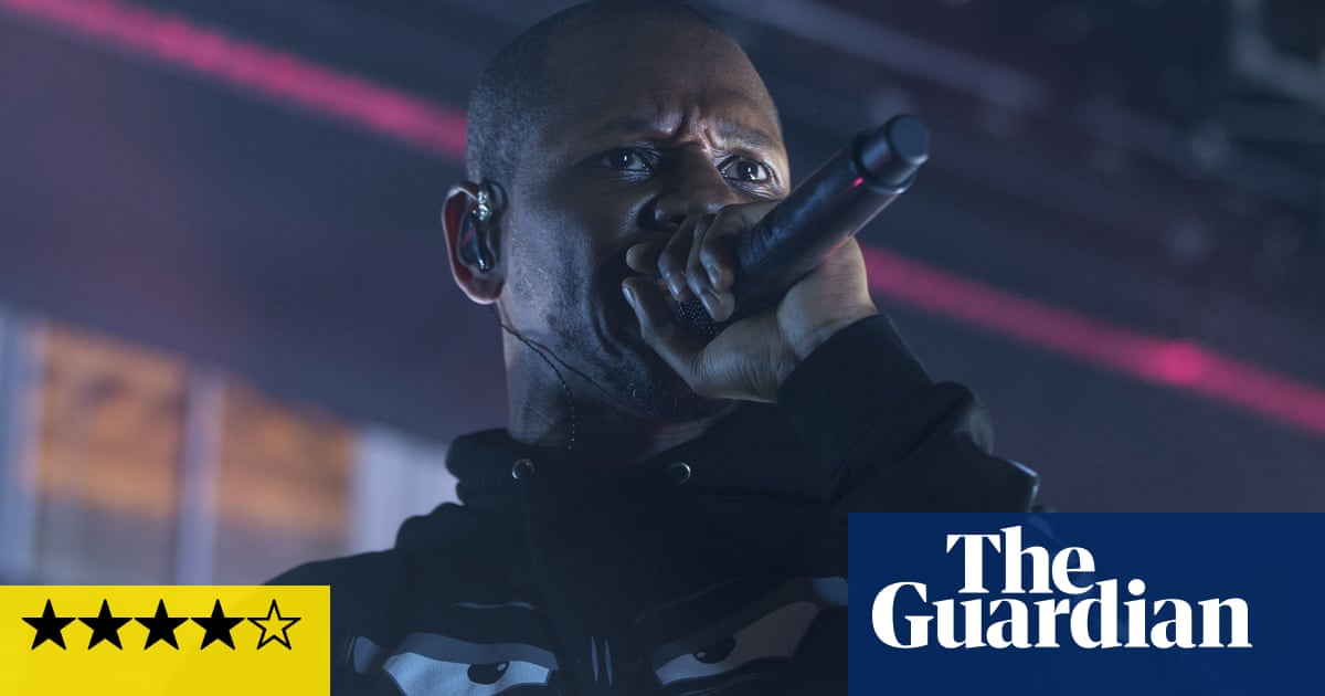 Giggs review – UK kingpin still at the top of raps food chain