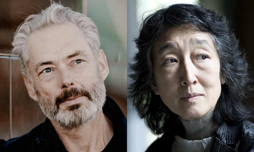 Mark Padmore and Mitsuko Uchida end the series with Schubert's song cycle Winterreise