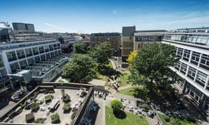 The University of Brighton's School of Art.