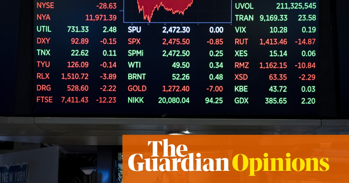 The Trump economy is hurting most Americans  Statistics won