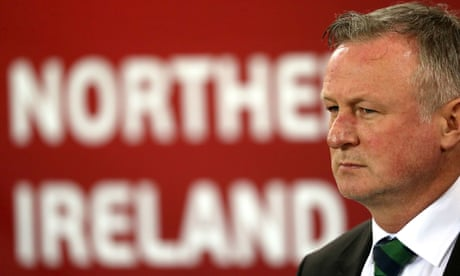 Northern Ireland may promote Baraclough to replace manager O'Neill