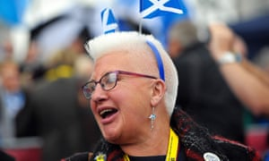 An independence supporter.