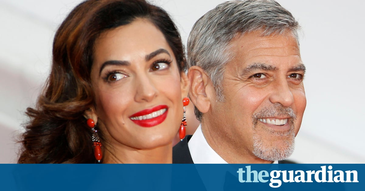 George and Amal Clooney donate $1m to combat US rightwing extremism