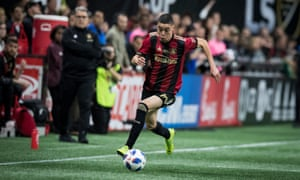 Miguel Almiron is set to sign for Newcastle United.