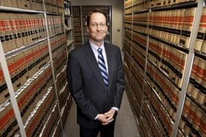 US district judge William Conley