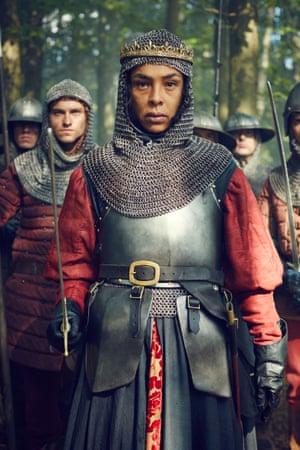 Sophie Okonedo as Queen Margaret 'stole every scene she was in'.