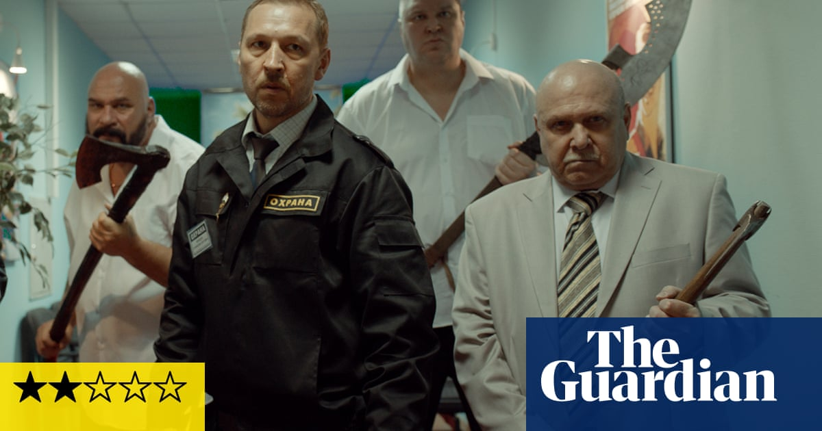 Russian Raid review – hostile takeover of screens in steroidal martial arts actioner