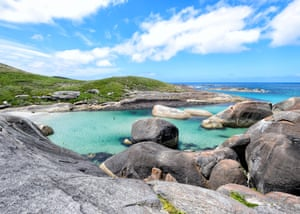 Elephant Rocks, Denmark, Western Australia.
