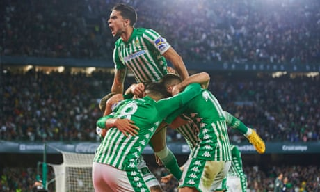Rubi's Real Betis melodrama keeps rolling after victory over Real Madrid | Sid Lowe