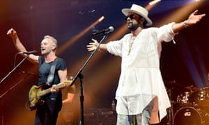Sting | Music | The Guardian