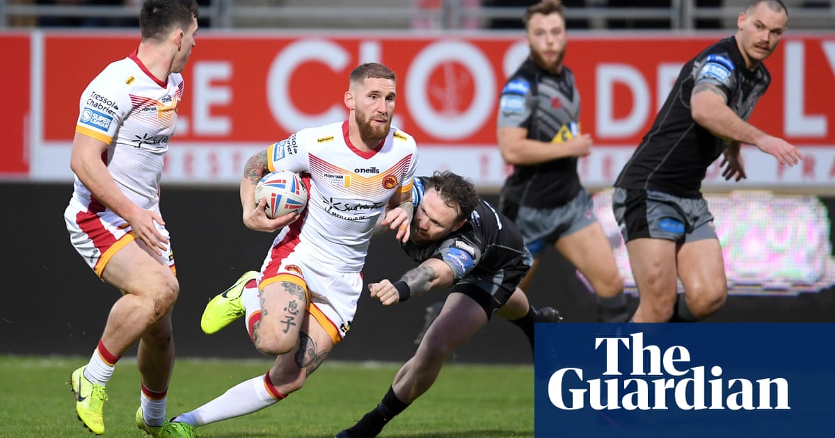 Its depressing: Toronto and Catalans prepare to decamp to England | Aaron Bower