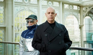 The Pet Shop Boys in 2016.