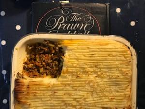 Simon Hopkinson and Lindsey Bareham's shepherd's pie: best to start with raw mince, they say.