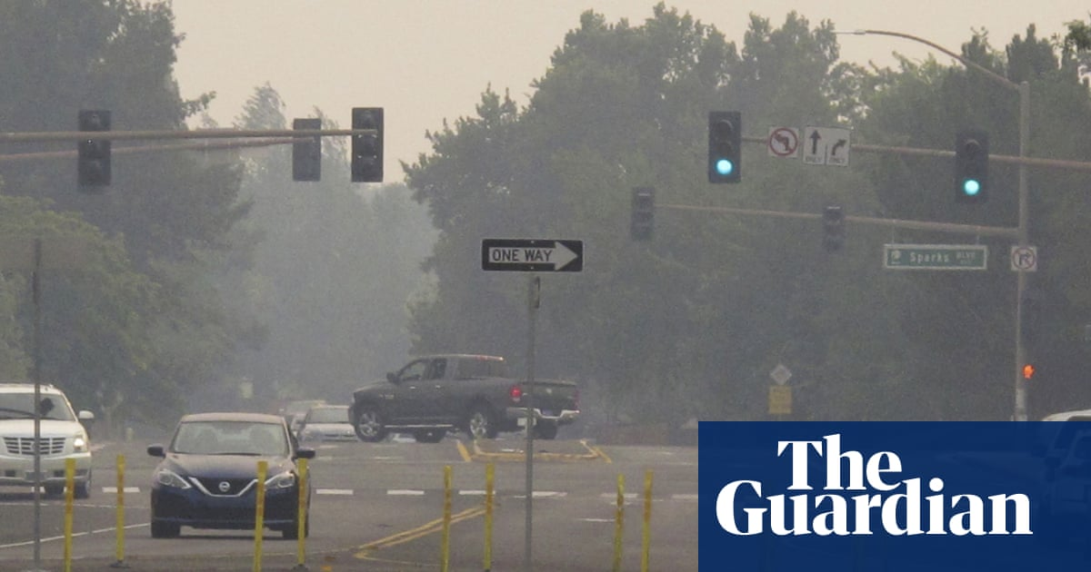 Breathing toxic wildfire smoke during pregnancy increases risk of premature birth, study finds