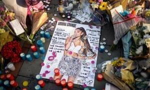 Manchester Arena attack tributes