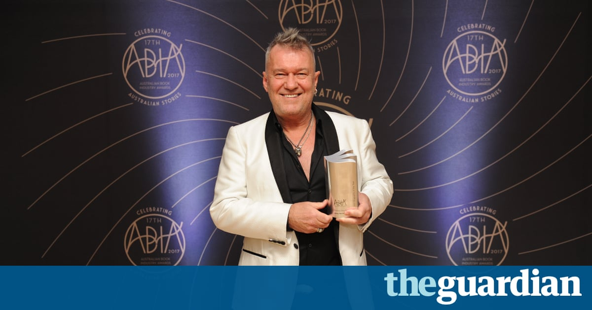 Jimmy Barnes: biography of the year winner says writing makes sense of life
