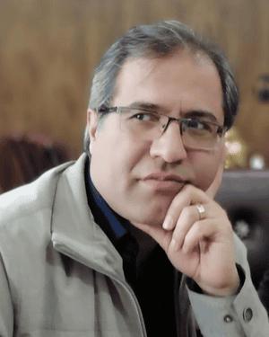 Dr. Mohammad Sattari, Iranian water expert