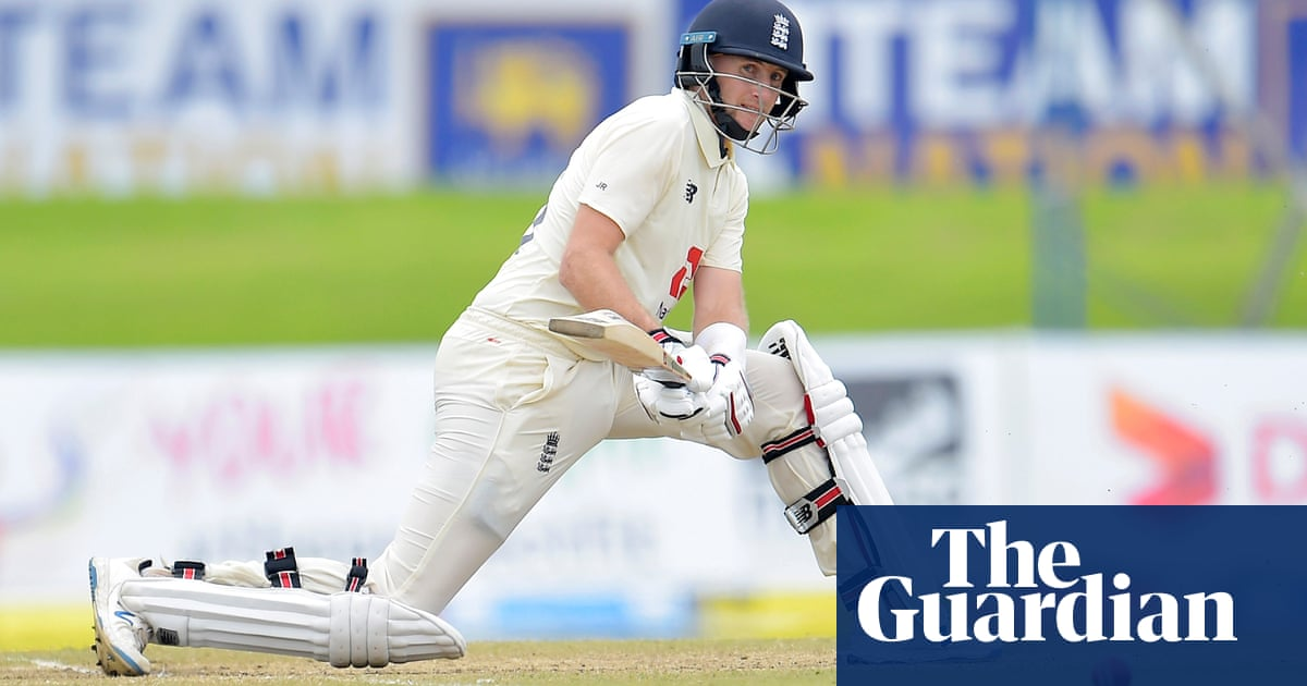 England must keep seeing Tests through when on top, says Joe Root