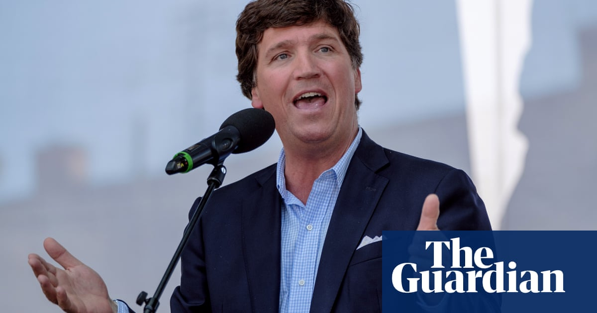 Fresh calls for Fox News to fire Tucker Carlson over 'replacement theory'