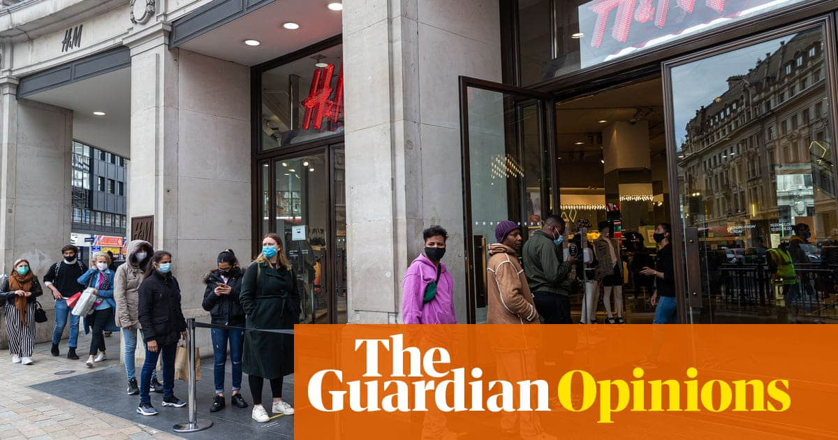 Shops are open again – but when did high street fashion become so drab?