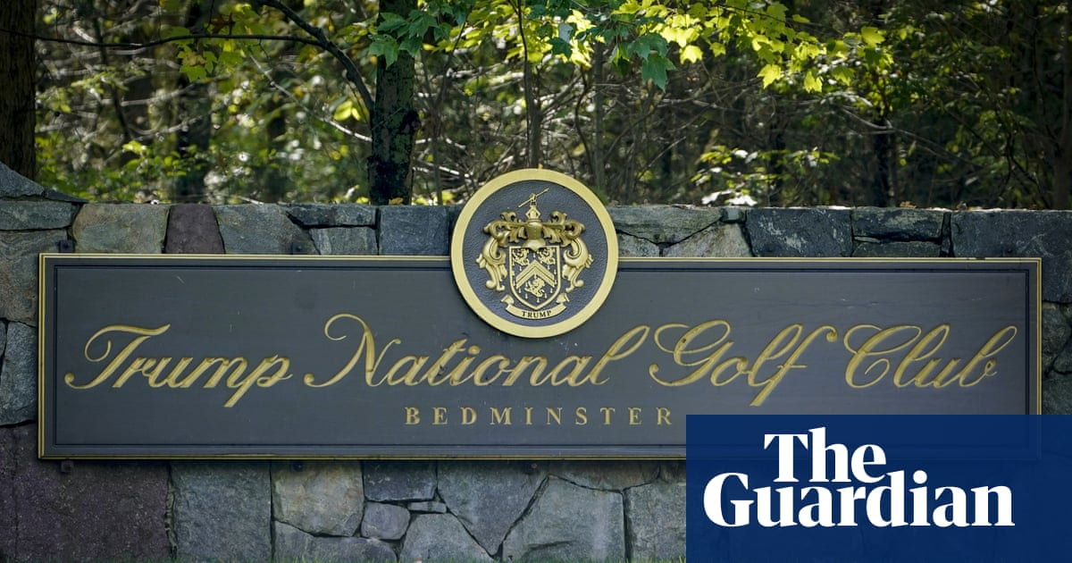 Donald Trump flies north for the summer to New Jersey golf club