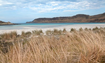 Calgary Bay – bring a camera, and a hat.