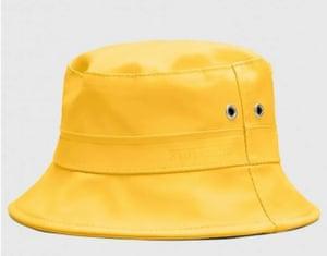 Yellow hat, £45, stutterheim.com