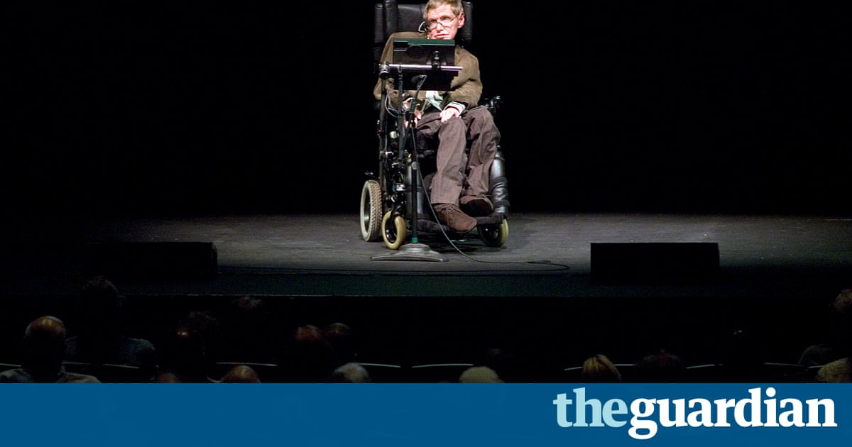 The NHS saved me. As a scientist, I must help to save it | Stephen Hawking